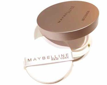 ピュアミネラル BB フレッシュクッション/MAYBELLINE NEW YORK/クッションファンデーション by AYAME