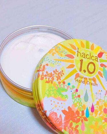 ハニーホイップ ハンドクリーム1.0 / hacica