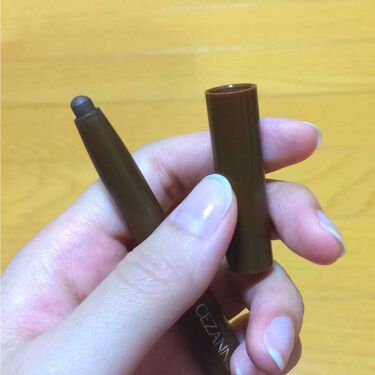 太芯アイブロウ/CEZANNE/アイブロウペンシルを使ったクチコミ(2枚目)