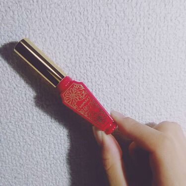 ちぇりーさんの「キャンメイクリップティントシロップ<口紅>」を含むクチコミ