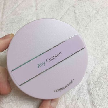 エニークッション カラーコレクター/ETUDE HOUSE/化粧下地を使ったクチコミ(1枚目)