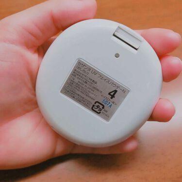 UV フェイスパウダーN/CEZANNE/プレストパウダーを使ったクチコミ(2枚目)