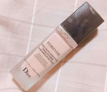 ディオールスキン フォーエヴァー フルイド/Dior/リキッドファンデーション by nery