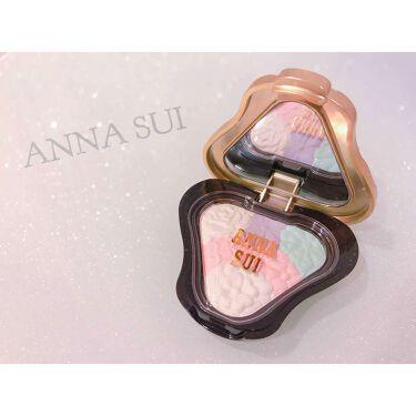 フェイスカラー M/ANNA SUI/パウダーチーク by yuri