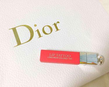 Yuna.さんの「Diorディオール アディクト リップ ティント<リップグロス>」を含むクチコミ