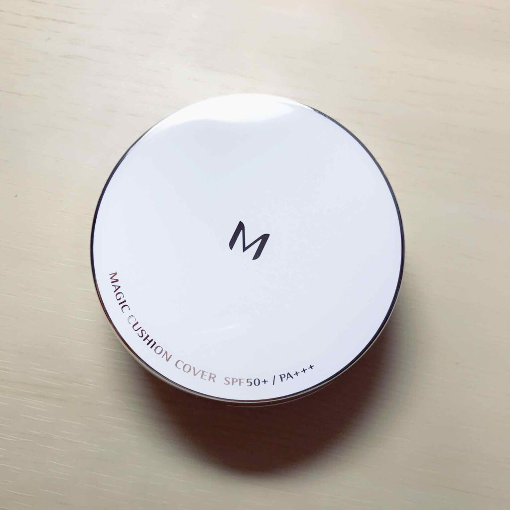 M クッション ファンデーション/MISSHA/その他ファンデーションを使ったクチコミ(1枚目)