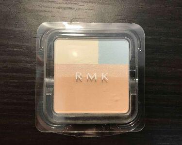 プレストパウダー N/RMK/プレストパウダーを使ったクチコミ(2枚目)