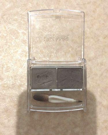 パウダーアイブロウR/CEZANNE/パウダーアイブロウを使ったクチコミ(2枚目)