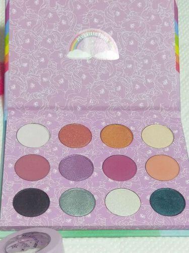 ColourPop My Little Pony palette pressed powder shadow palette