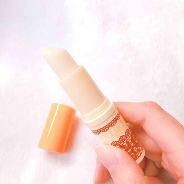 リップベビーナチュラル ピュアハニーの香り/メンソレータム/リップケア・リップクリームを使ったクチコミ(2枚目)