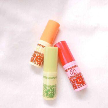 リップベビーナチュラル ピュアハニーの香り/メンソレータム/リップケア・リップクリームを使ったクチコミ(1枚目)