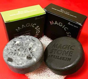 MAGIC STONE/APRILSKIN/洗顔石鹸 by usagimimi