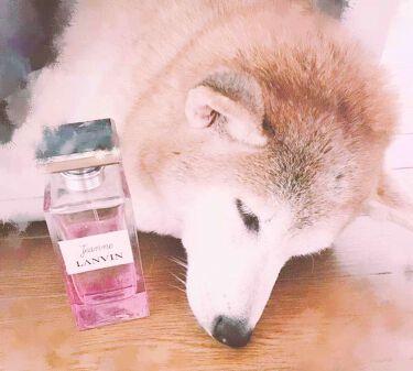 退会予定さんの「ランバンランバン ジャンヌ・ランバン ラ ローズオードパルファム<香水(レディース)>」を含むクチコミ