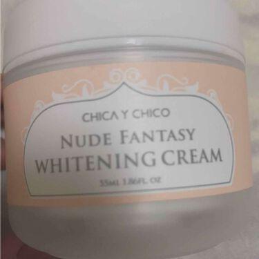 orange_cosme_teさんの「Chica Y Chico(チカイチコ)ヌードファンタジーホワイトニングクリーム<その他>」を含むクチコミ