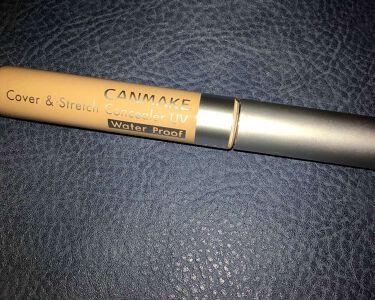 カバー&ストレッチコンシーラー UV/CANMAKE/コンシーラーを使ったクチコミ(1枚目)