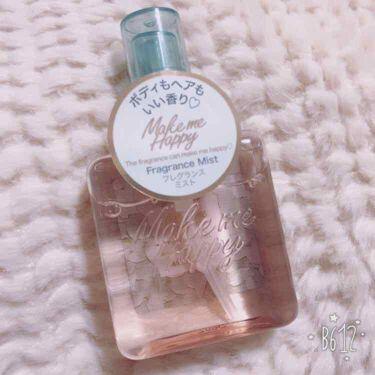 メイクミーハッピー フレグランスミスト/CANMAKE/香水(レディース)を使ったクチコミ(1枚目)