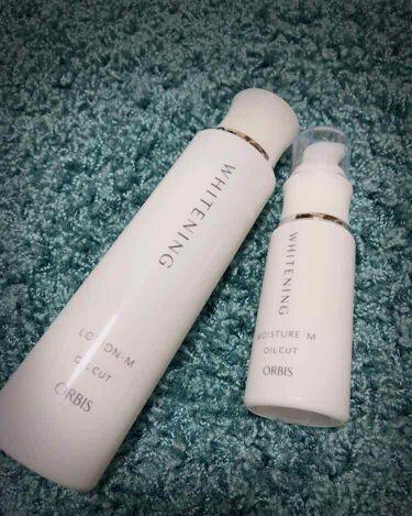ホワイトニングモイスチャー M(しっとりタイプ)/ORBIS/美容液を使ったクチコミ(1枚目)