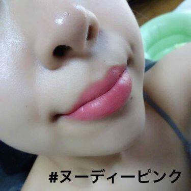 TMベルベットリキッドルージュ/キャンドゥ/口紅を使ったクチコミ(3枚目)