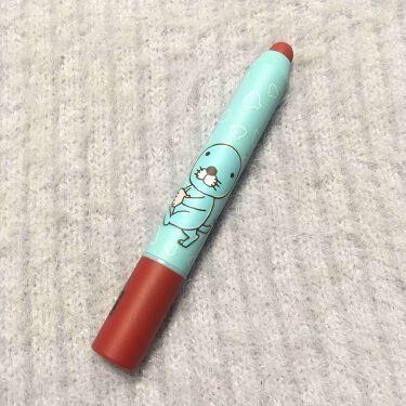 カラーリップペンシル/A'pieu/口紅を使ったクチコミ(3枚目)