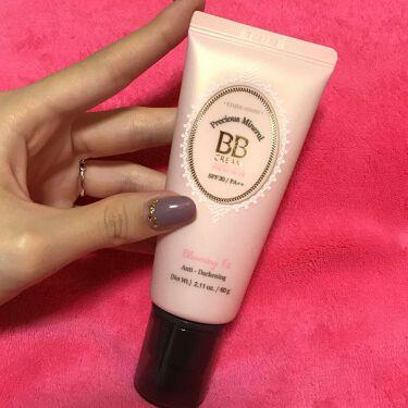 プレシャスミネラル BBクリーム ブルーミングフィット/ETUDE HOUSE/化粧下地を使ったクチコミ(1枚目)