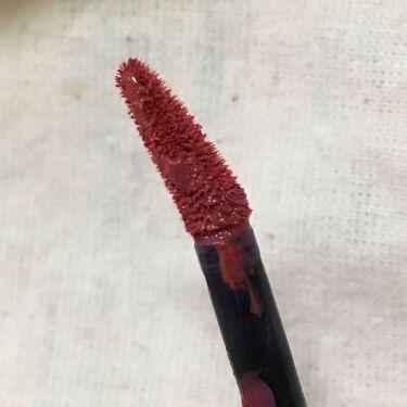 ぺリス インク ベルベット/PERIPERA/リップグロスを使ったクチコミ(3枚目)