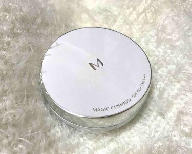 M クッションファンデーション(マット)/MISSHA/その他ファンデーション by マ~イ