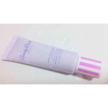 mamiさんの「CandyDoll(キャンディドール)ブライトピュアベース<化粧下地>」を含むクチコミ