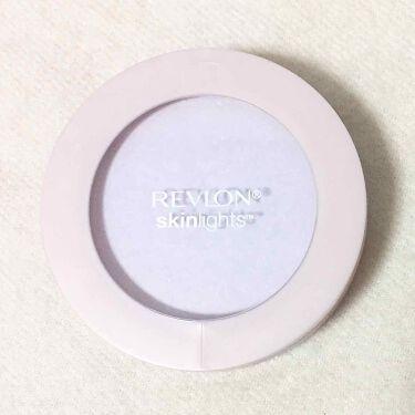 スキンライト プレスト パウダー/REVLON/プレストパウダーを使ったクチコミ(1枚目)
