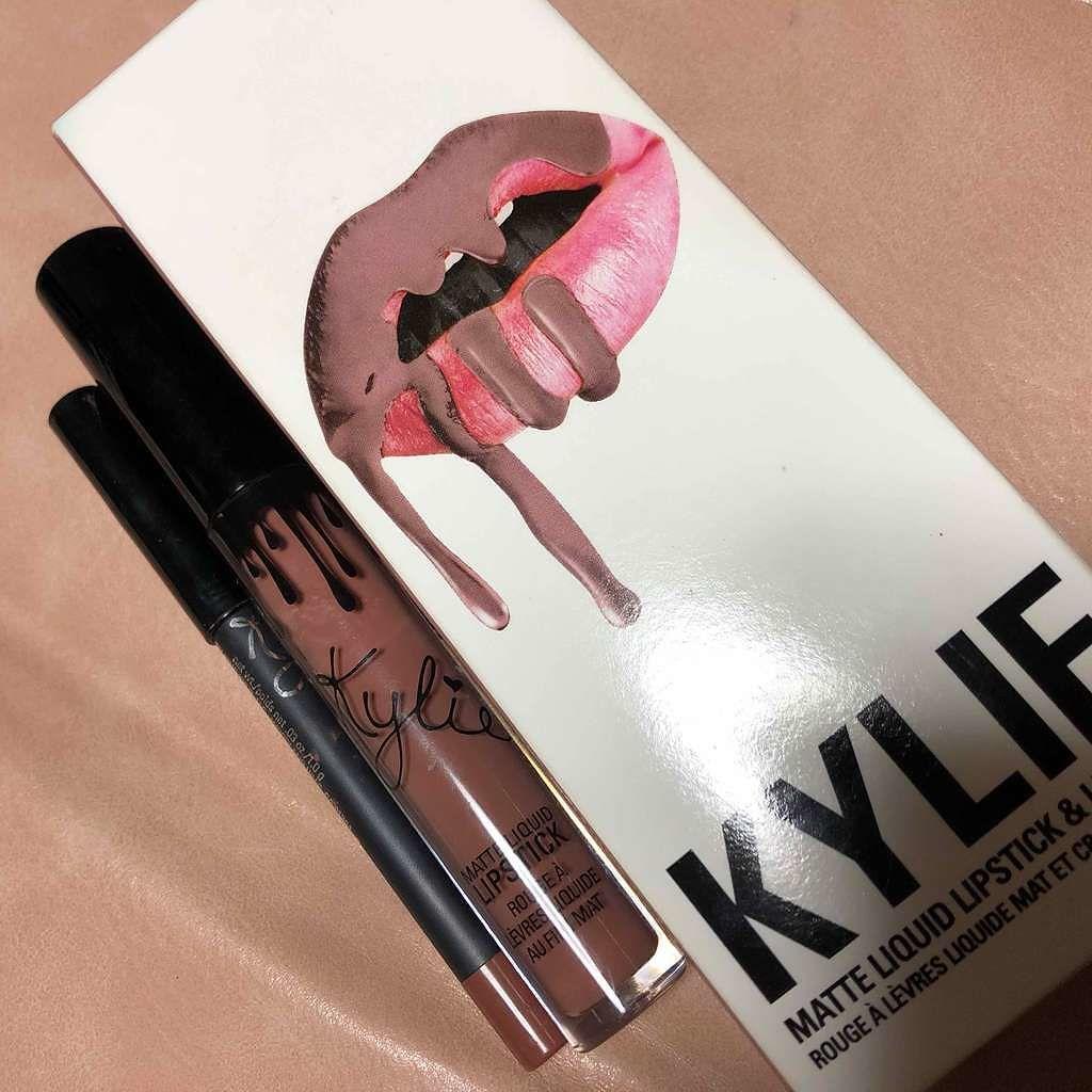 Kylie Cosmeticsカイリーコスメティックス マットリキットリップスティック