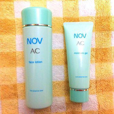 AC モイスチュアジェル/NOV/美容液を使ったクチコミ(1枚目)