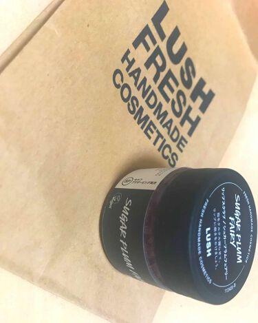 シュガープラムフェアリー リップスクラブ/ラッシュ/リップケア・リップクリームを使ったクチコミ(1枚目)