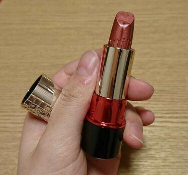 ドラマティックルージュP/マキアージュ/口紅を使ったクチコミ(1枚目)
