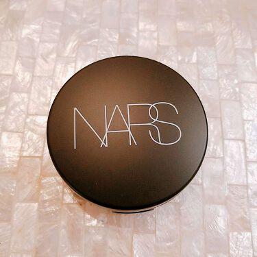 アクアティックグロー クッションコンパクト/NARS/その他ファンデーションを使ったクチコミ(1枚目)