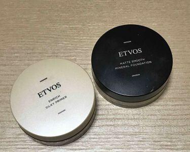 エンリッチシルキープライマー/ETVOS/化粧下地を使ったクチコミ(1枚目)