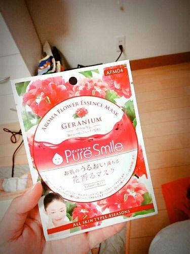 Pure Smile(ピュアスマイル) アロママスク ゼラニウム
