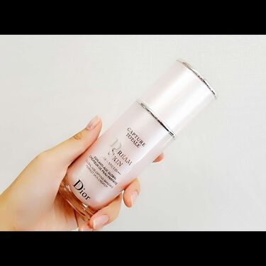 カプチュール トータル ドリームスキン アドバンスト/Dior/乳液を使ったクチコミ(1枚目)