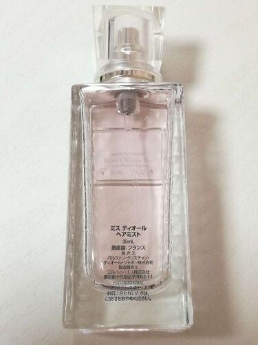 ミス ディオール ヘア ミスト/Dior/ヘアスプレー・ヘアミストを使ったクチコミ(3枚目)