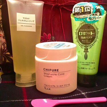 むぃきてぃさんの「ロゼットロゼット 洗顔パスタ 海泥スムース<洗顔フォーム>」を含むクチコミ