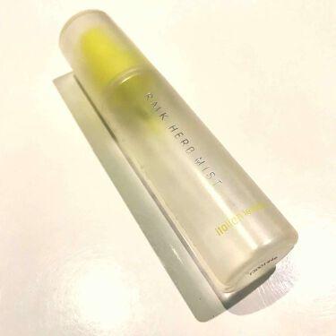 ハーブミスト N/RMK/ミスト状化粧水を使ったクチコミ(1枚目)