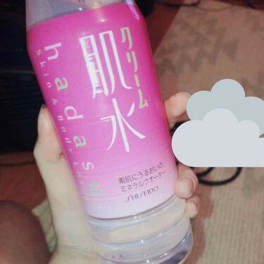 クリーム肌水/肌水/ミスト状化粧水を使ったクチコミ(1枚目)