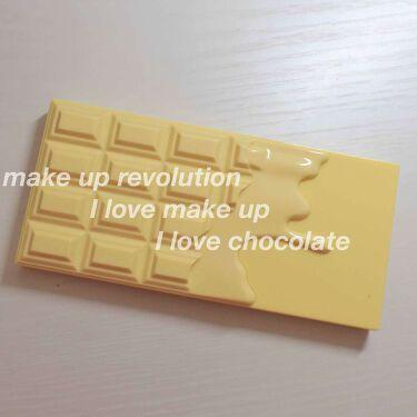 みるさんの「MAKEUP REVOLUTION(メイクアップレボリューション)/アイラブメイクアップアイラブチョコレート<パウダーアイシャドウ>」を含むクチコミ