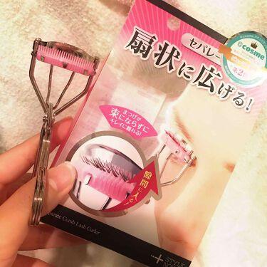 セパレートコームラッシュカーラー/STYLE+NOBLE/ビューラー by yu♡*