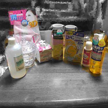miho#  Lv.24さんの「DHCビタミンC<美肌サプリメント>」を含むクチコミ