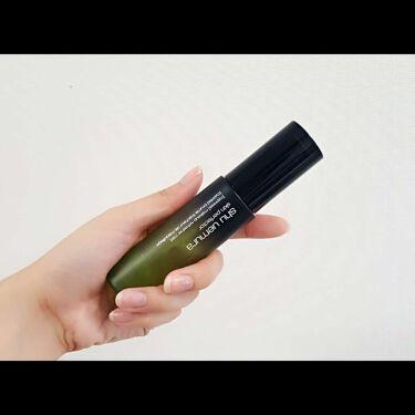 パーフェクターミスト/shu uemura/ミスト状化粧水を使ったクチコミ(1枚目)
