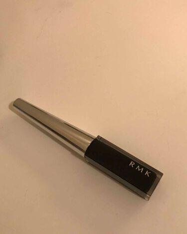 インジーニアス リクイドアイライナー EX/RMK/リキッドアイライナーを使ったクチコミ(1枚目)
