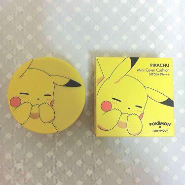 min♡さんの「TONYMOLY(トニーモリー/韓国)ピカチュウコラボコスメ<パウダーチーク>」を含むクチコミ