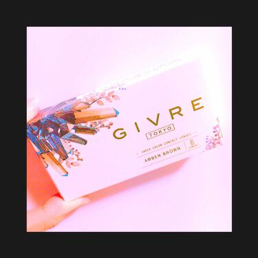 GIVRE TOKYO/その他/その他を使ったクチコミ(1枚目)