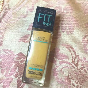 FIT me! MATTE+PORENESS / MAYBELLINE NEW YORK