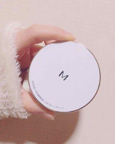 M クッション ファンデーション(モイスチャー)/MISSHA/その他ファンデーション by ぴ
