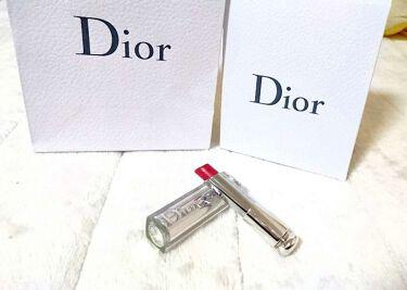 犬派。さんの「Diorディオール アディクト リップスティック<口紅>」を含むクチコミ